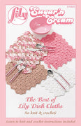 "Lily Sugar'n Cream ""The Best of Lily Dish Cloths"""