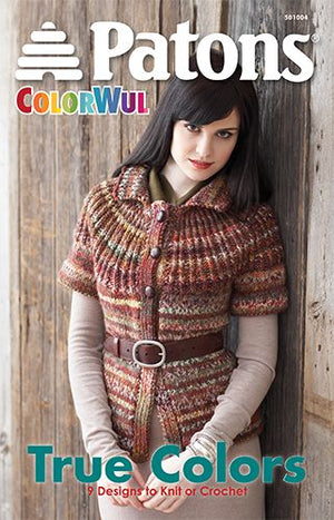 "Patons Colorwul ""True Colors"""