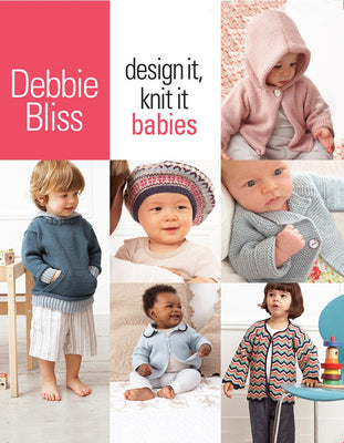 Debbie Bliss Design It, Knit It Babies
