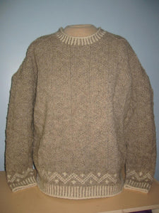 Newfoundland Heritage Pullover Sweater
