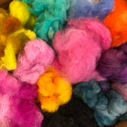 Local Fleece (50g) by Foggy Rock Fibres