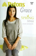 "Patons Grace ""Spring Style"""