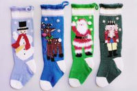 Christmas Stockings I Knitting Pattern