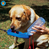 Outdoor Foldable Dog Water Bottle