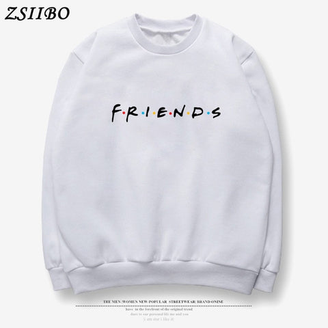 FRIENDS  Women Hoodies Sweatshirt