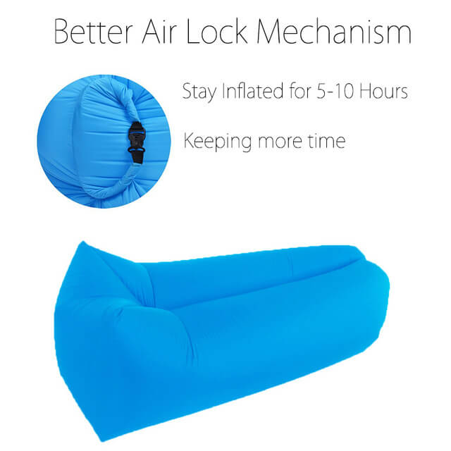 THE INFLATABLE HANGOUT CHAIR