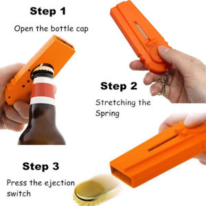BOTTLE CAP LAUNCHER (BUY 1 FREE 1)