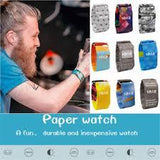 Creative Paper Watch (BUY 1 FREE 1)