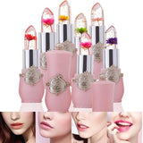 COLOR-CHANGING FLORAL LIPSTICK