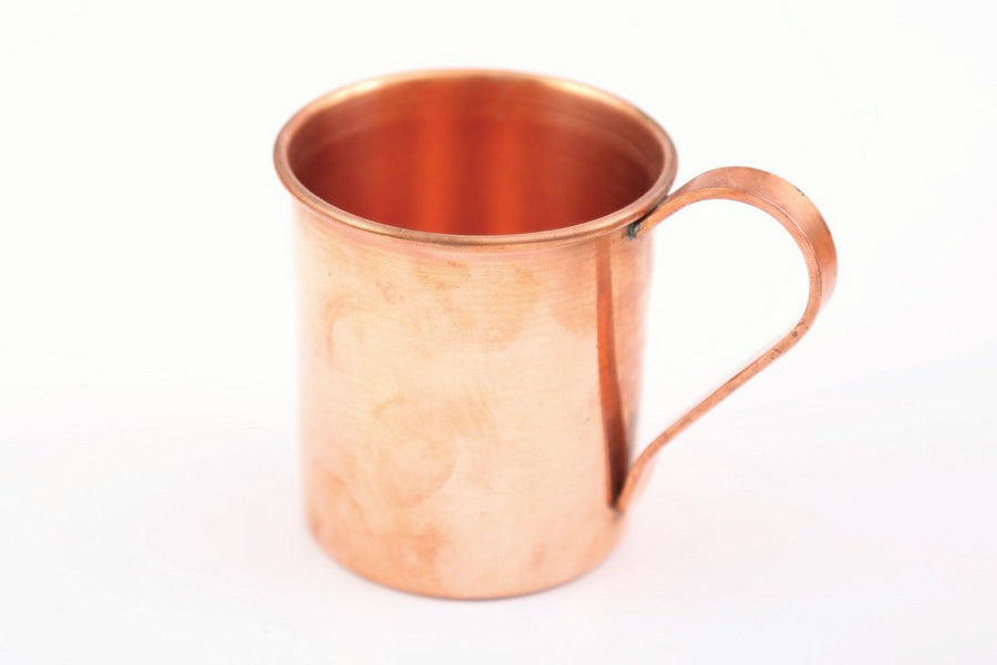 Copper Mug - Polished