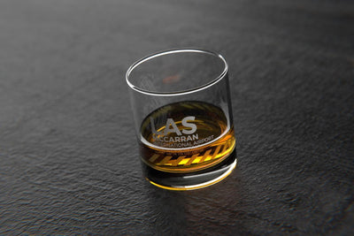 LAS Las Vegas - Airports and Runways Rocks Glass