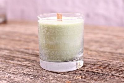 Winter Sweater Candle - Fresh Cut Pine