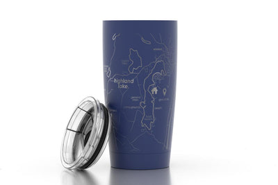 Anywhere Maps 20 oz Insulated Pint Tumbler