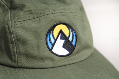 Mountain Icon Camper Hat
