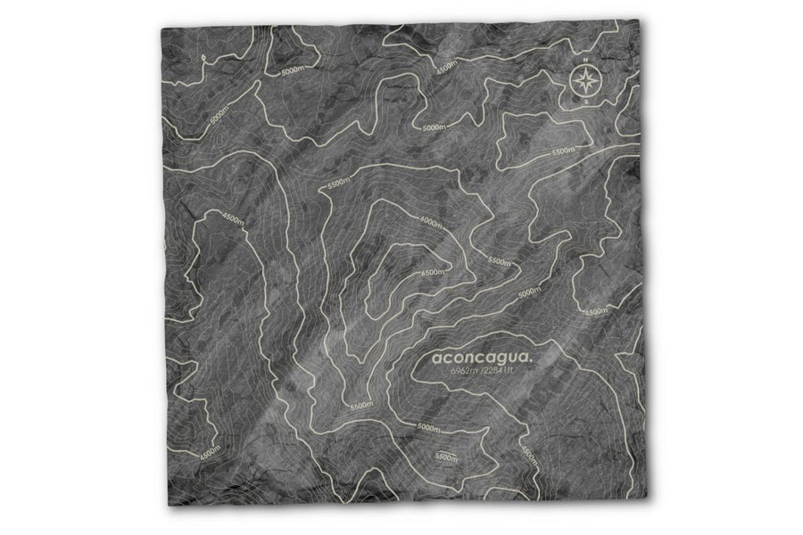 Topography Maps Slate Server