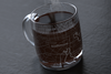 Baltimore Map Coffee Mug