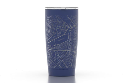 AEG Boston Map 20 oz Insulated Tumbler