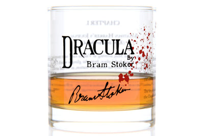 Dracula - Stoker Rocks Glass
