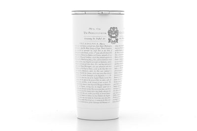 Join or Die - Etched 20 oz Insulated Pint Tumbler