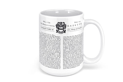 Join or Die Ceramic Mug - 15oz