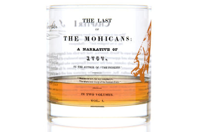 Last of the Mohicans - Cooper Rocks Glass