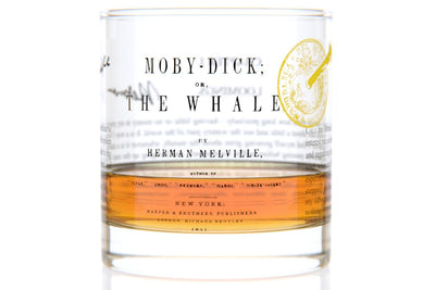 Moby Dick - Melville Rocks