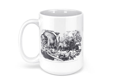 Republican Party Ceramic Mug - 15oz