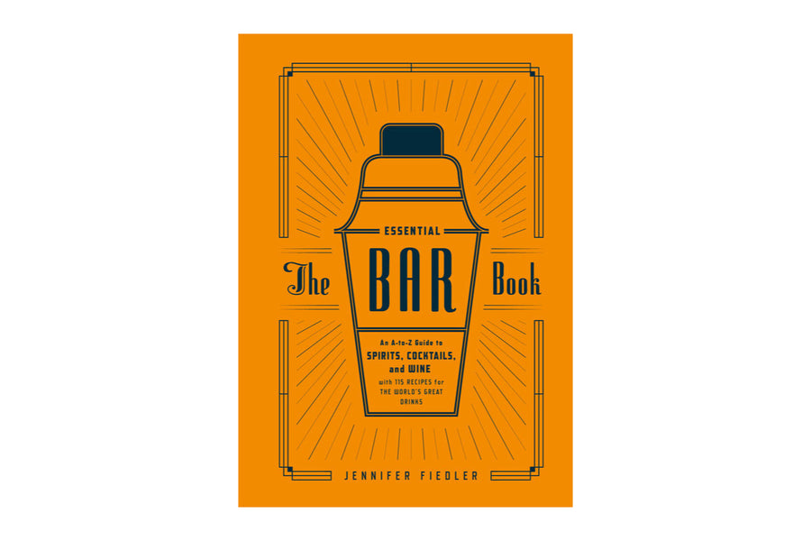 The Essential Bar Book (Hardcover)
