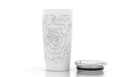 Topography Maps 20 oz Insulated Tumbler