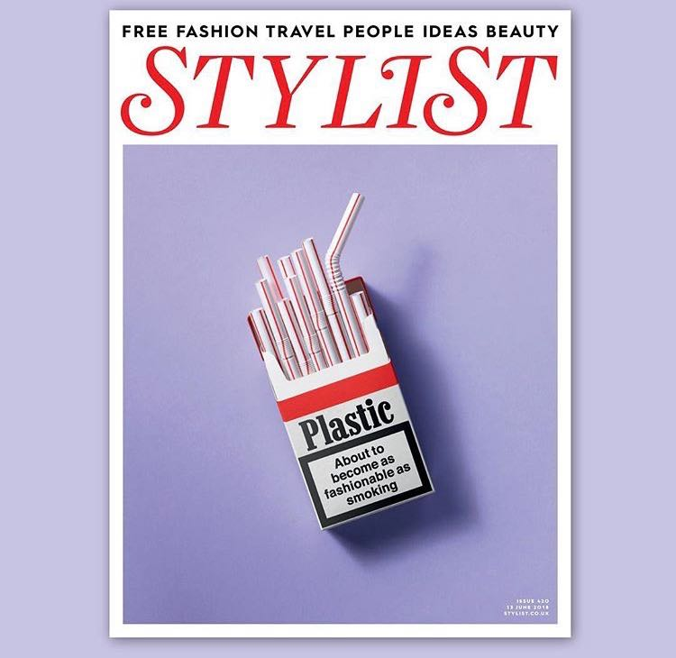 Stylists say Plastic is not cool