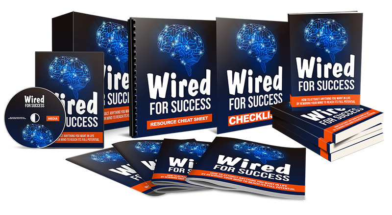Wired for Success (EbooK) - techtobody