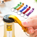 Portable 4 in 1 Bottle Opener Keychain - techtobody