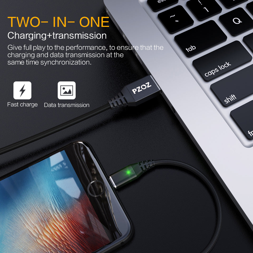Magnetic Cable Micro usb - techtobody