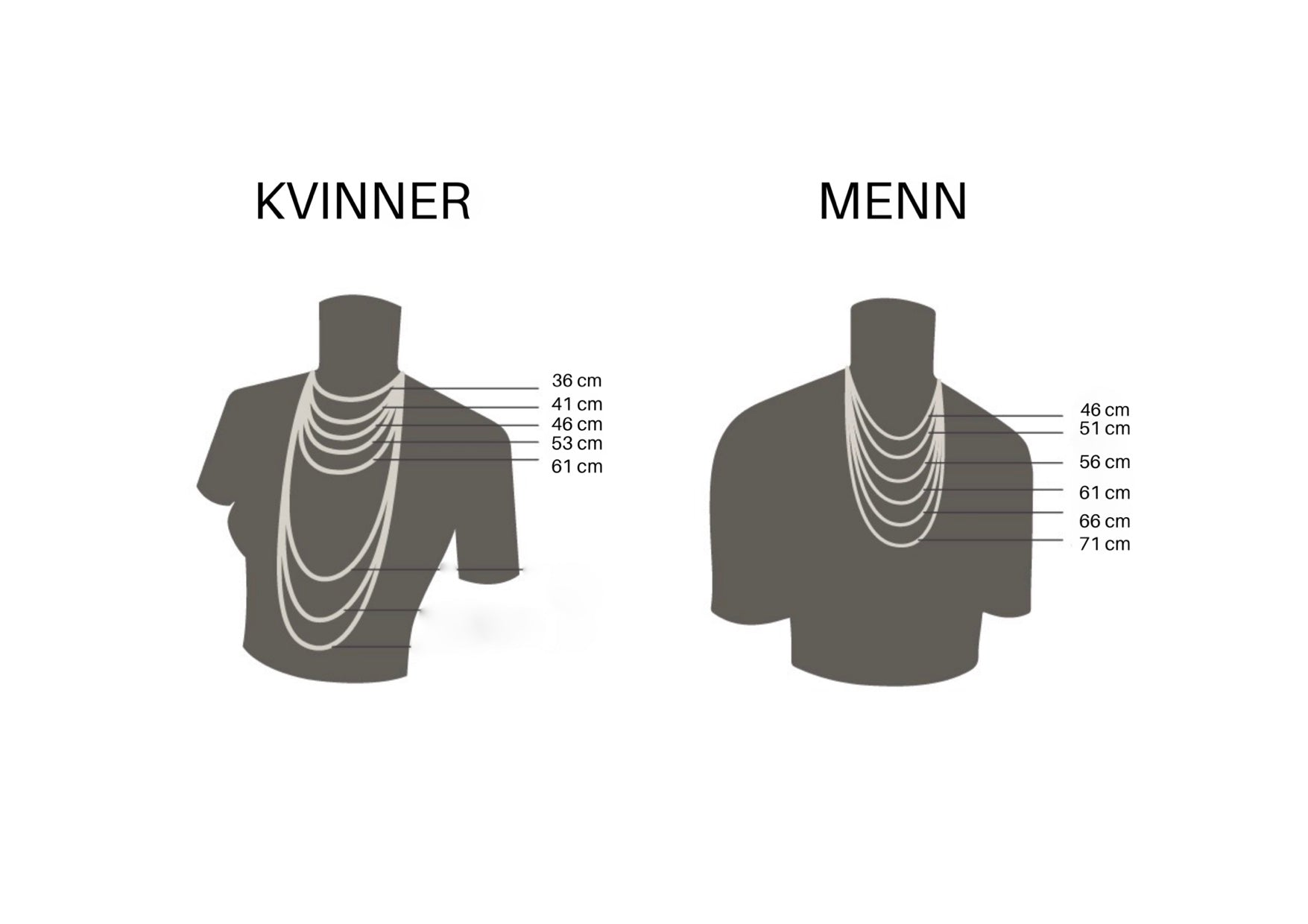 Leo Chevon - Necklace guide