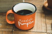 Morning Pumpkin Campfire Mug