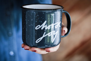 Choose Joy Campfire Mug