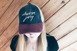 Choose Joy Trucker Hat