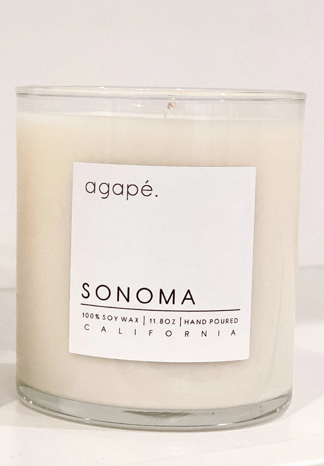 Sonoma Candle
