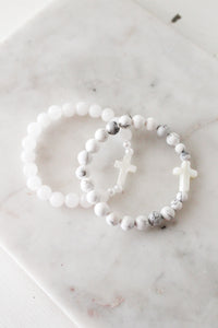 Faith Stack | Bracelets