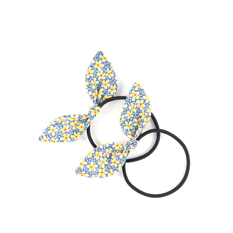 Mini Knot Bow - Daisy