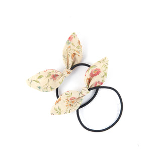 Mini Knot Bow - Pretty Floral