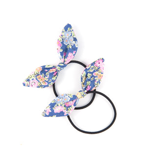 Mini Knot Bow - Tatum Purple