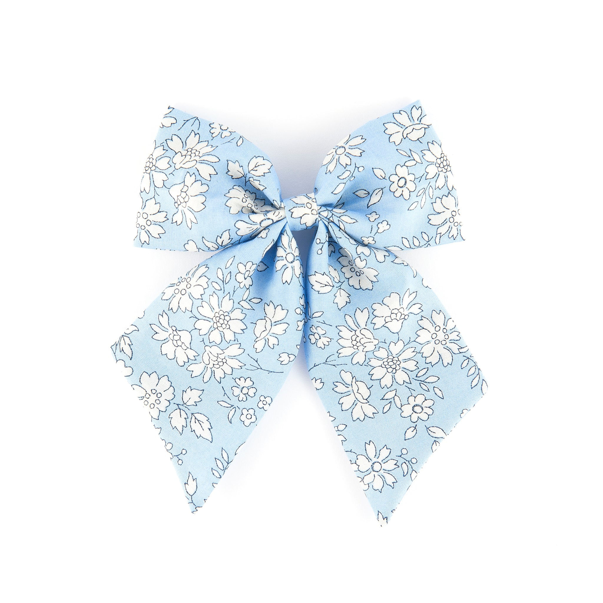 Sailor Bow - Pale Blue Capel