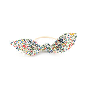 Matilda & Grace, Knot Bow, Liberty Floral Katie & Millie