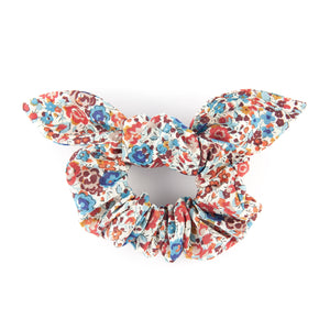 Matilda & Grace, luxury bow scrunchie, Liberty Emma & Georgina