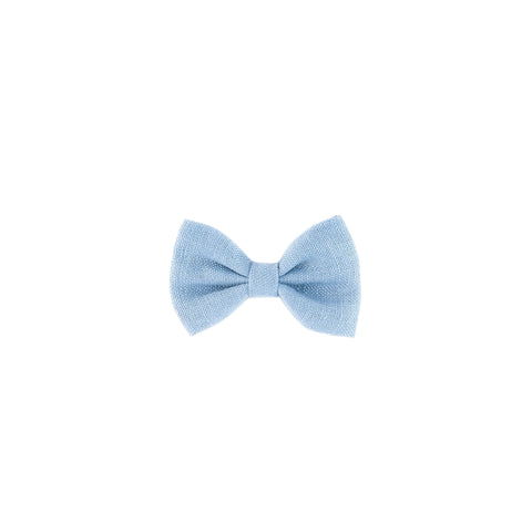 Mini Classic Bow - Cornflower Blue