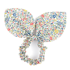 Large 'Bunny Ear' Scrunchie - Katie & Millie