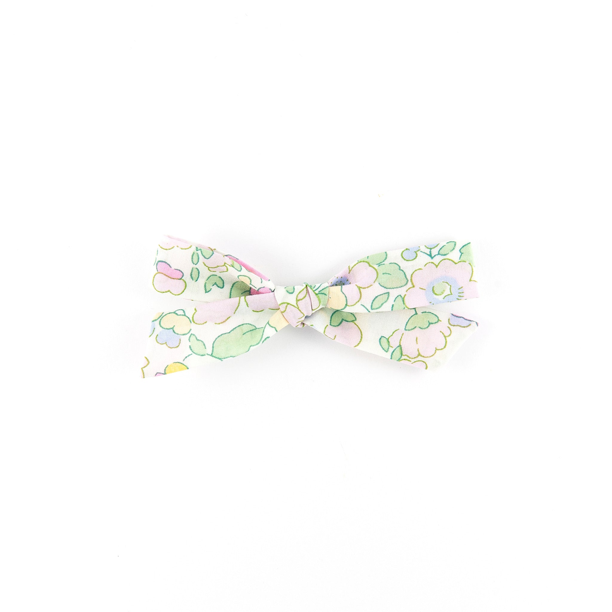 Pigtail Bow - Betsy Valentine (Valentine Collection)