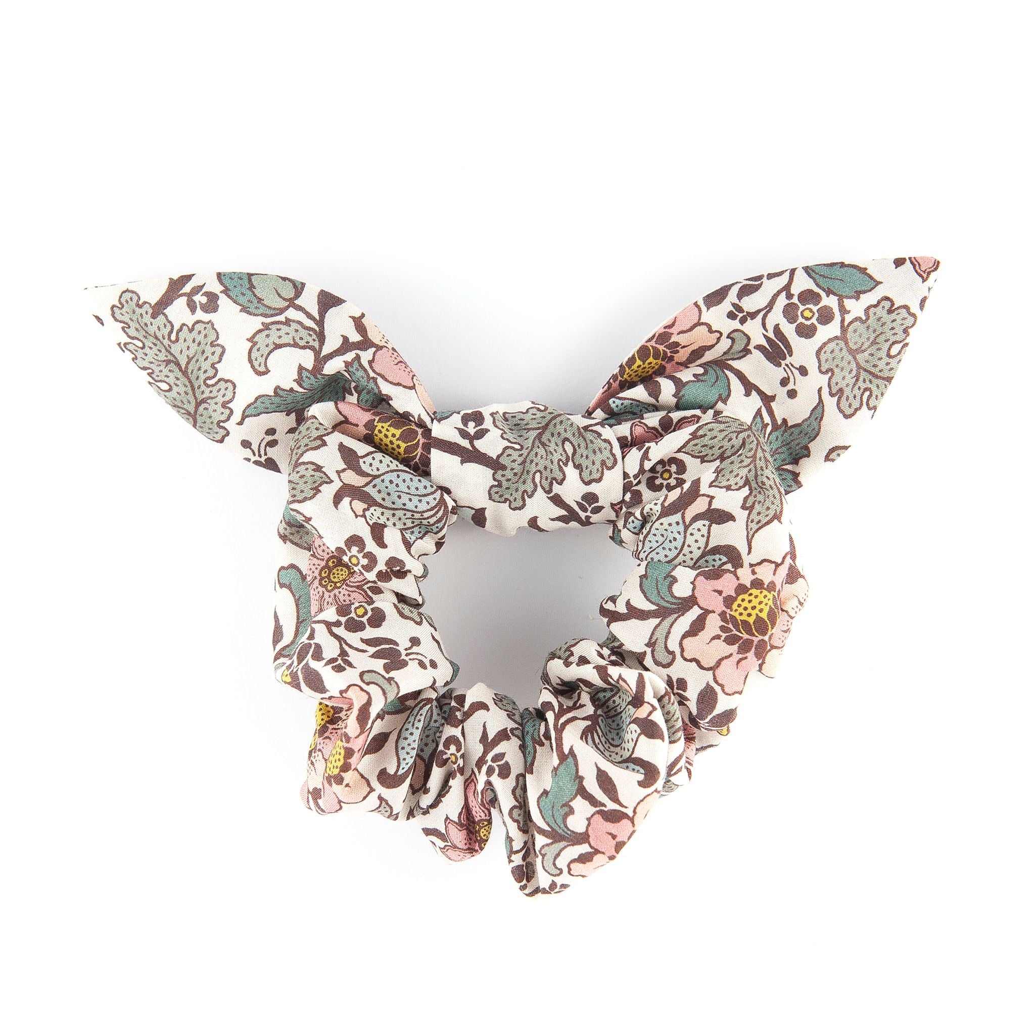 Bow Scrunchie - Liberty Floral