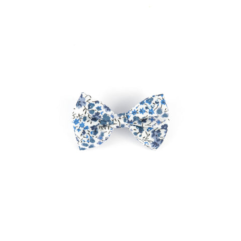 Mini Classic Bow - Navy Phoebe